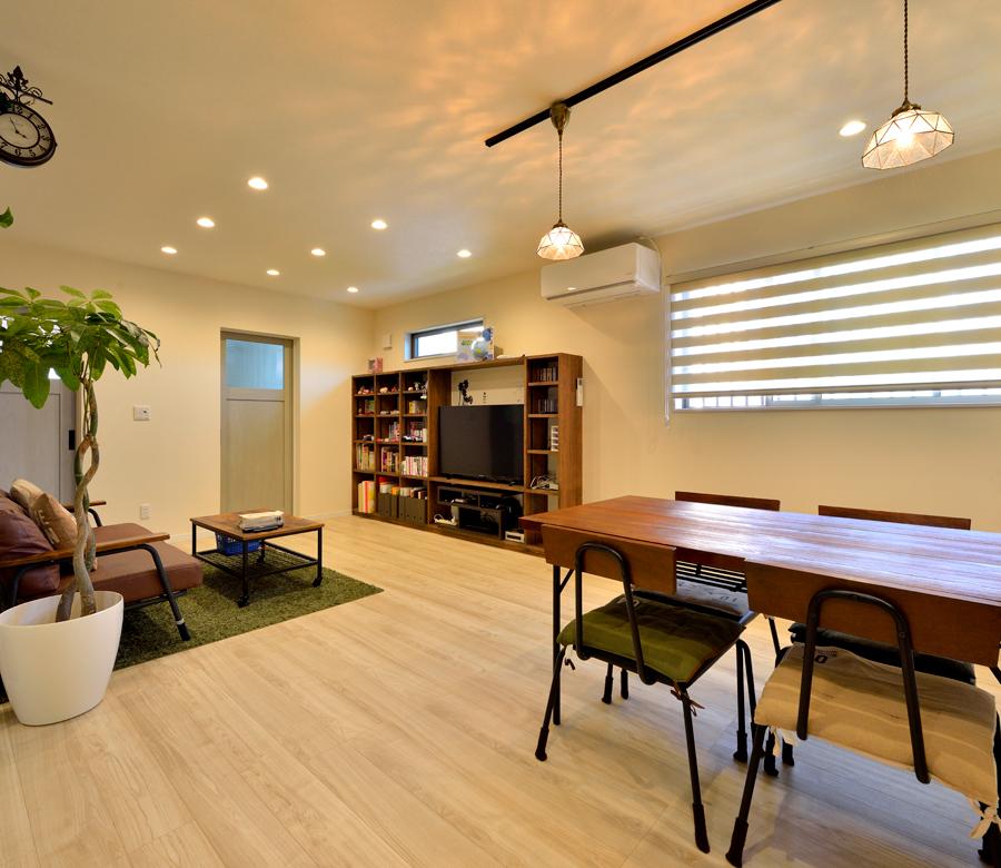 木と人と技術が呼応する 快適さに満ちた住空間