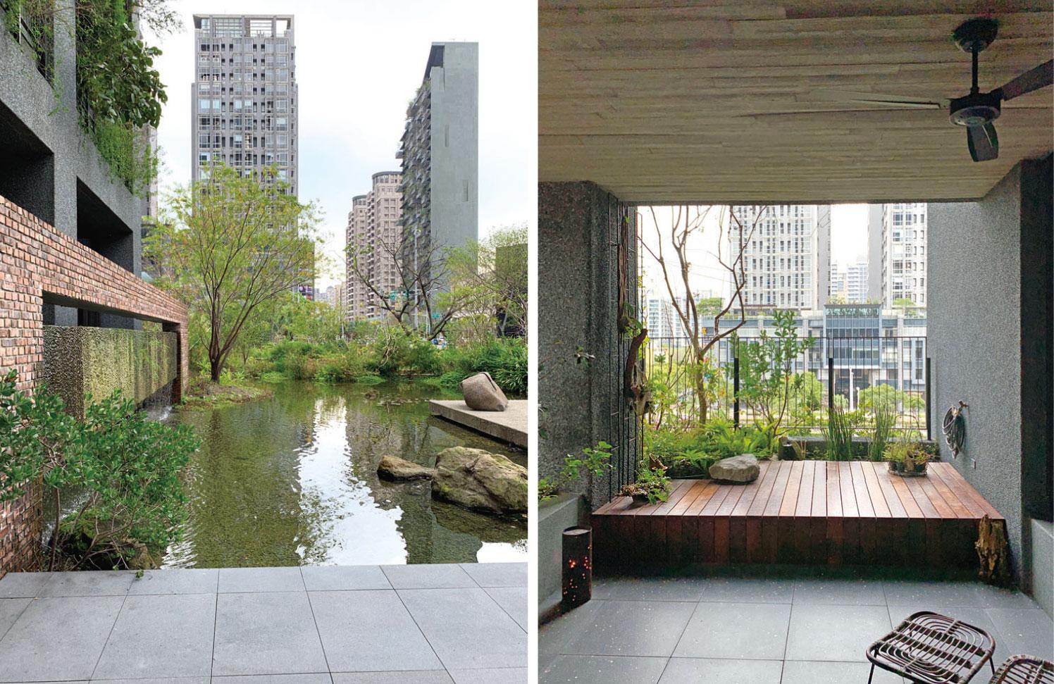 僕の好きな風景 第33回 緑を纏(まと)う都市の建築