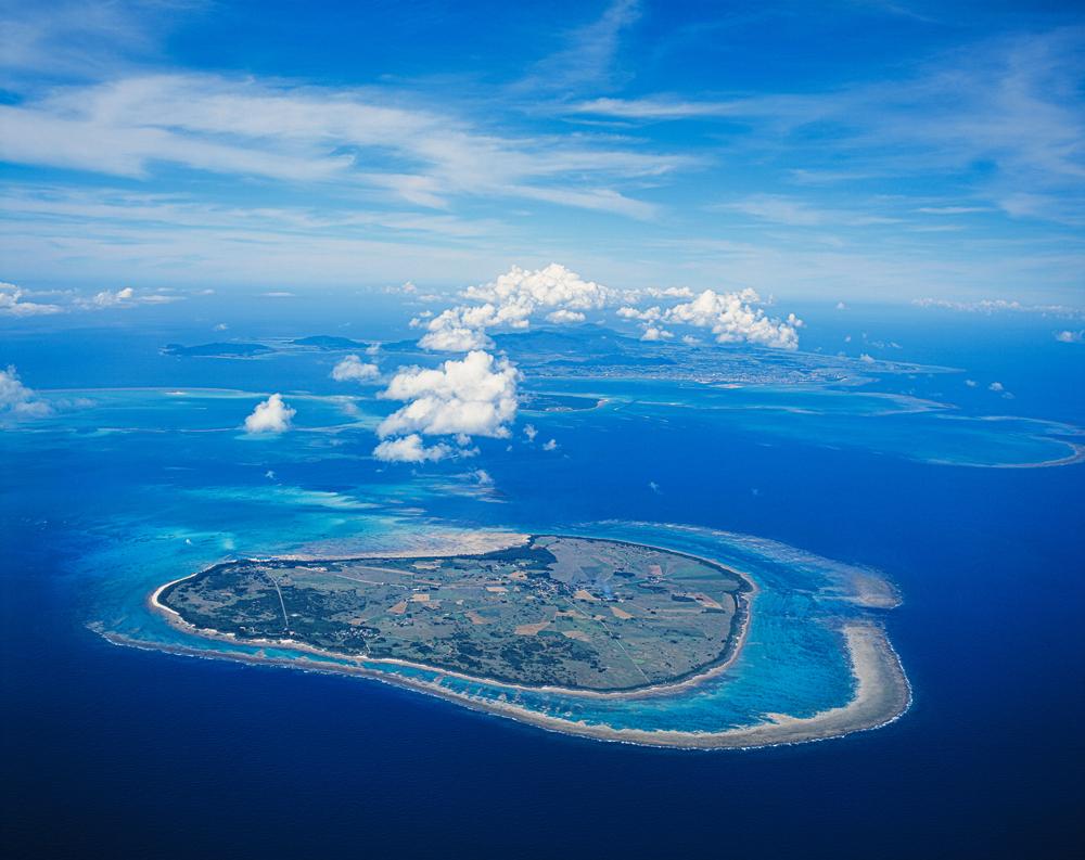 空中散歩「天空から眺める美ら島風景」  第44回