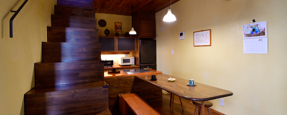 16.4坪に凝縮されて広がる 心地よい暮らしと洒落たデザイン