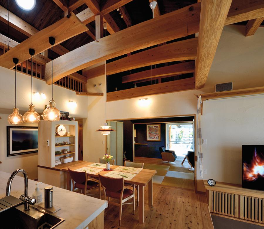 伝統と先進の技術が融合 木でつくる理想の邸宅
